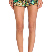 Lucca Couture Shorts in Navy