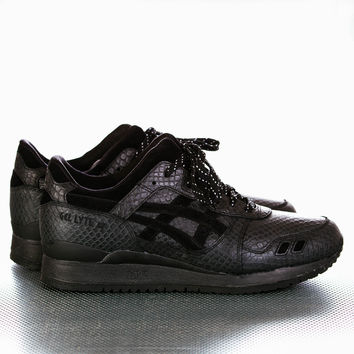 "Asics ""Mamba Pack"" Gel-Lyte III - Black"