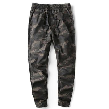 supreme Men 's Trousers Harlan pants jogging pants S-4 XL Camouflage