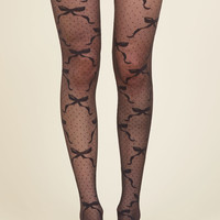 Cast A-Gift Tights | Mod Retro Vintage Tights | ModCloth.com