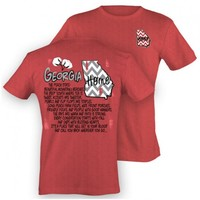 T Shirts - Georgia Red - $18.99 - The Beadcage - Jewelry & Gift