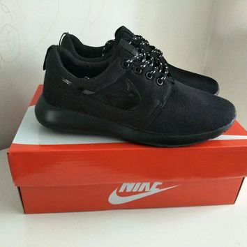 Nike Roshe Run Unisex Sport Casual Olympic London Breathable Sneakers Couple Running Shoes