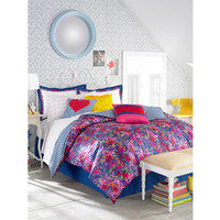Walmart: Teen Vogue Sweet Liberty Twin Bedding Comforter Set