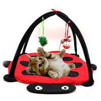 2017 New Pet Cat Mobile Activity Playing Bed