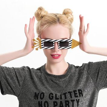 Funny Christmas Party Sunglasses