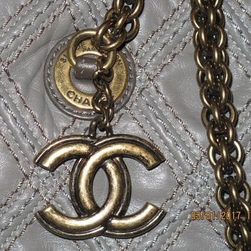BEAUTIFUL CHANEL TOTE SHOULDER BAG