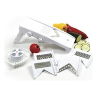 Norpro V-Slicer Grater Mandoline with Safety Guard Holder