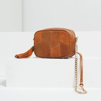 TASSEL DETAIL CROSS - BODY BAG-View all-WOMAN-NEW IN | ZARA United States