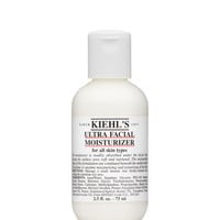 Ultra Facial Moisturizer. Easily absorbed moisturizer. Kiehl's
