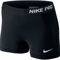 Rebel Sport - Nike Womens Pro 3inch Short