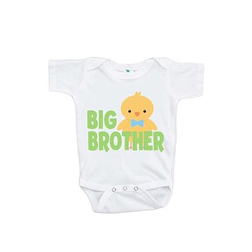 Custom Party Shop Big Brother Baby Boy's Novelty Easter Onepiece