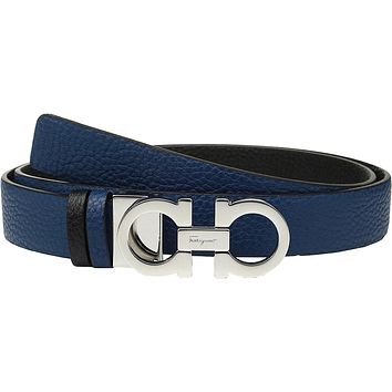 Salvatore Ferragamo Women's 23A565 Belt Pacific Belt