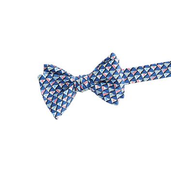 Vineyard Vines, Nautical Flags Bow Tie, Vineyard Navy