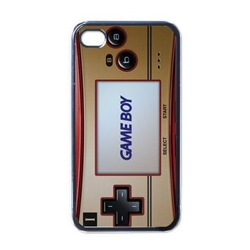 Apple iPhone Case - New Nintendo Game Boy Game Consol - iPhone 4 Case | Merchanstore - Accessories on ArtFire