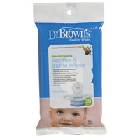 Dr. Brown's Pacifier & Bottle Wipes - 30pk