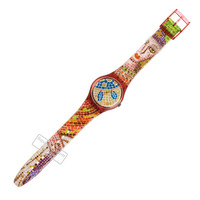 Swatch Ravenna - Watch - GR107 | Squiggly Swatch Watches and Straps