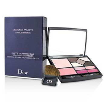 Christian Dior Designer Palette Edition Voyage (Harmony Rose) Make Up