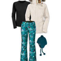 The North Face Women's Ski Outfit