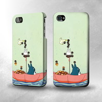 S1062 My Neighbor Totoro Case Cover For IPHONE 5 5S