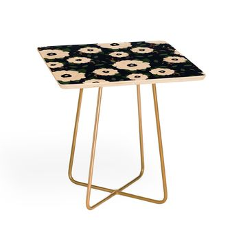 Allyson Johnson Floral Class Side Table