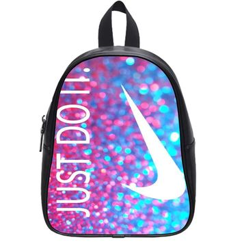 Nike Just Do It Blink Glitter School Backpack Large 889779ac17c48
