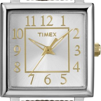 Timex Womens Square Face Dress Watch