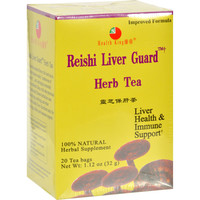Health King Reishi Liver Guard Herb Tea - 20 Tea Bags