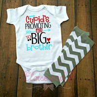 baby boy valentines outfit, valentine shirts, valentines day shirt, valentine baby shower gift, pregnancy announcement, big brother shirt
