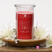 Home Is Where The Heart Is - Jewelry Greeting Candles