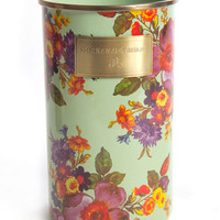 MacKenzie-Childs Flower Market Green Utensil Holder