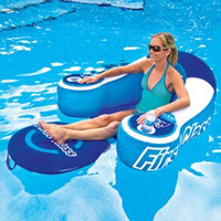 The Drink Cooling Pool Lounger