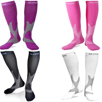 Compression Socks for Men & Women Recovery Performance for Sports and Medical