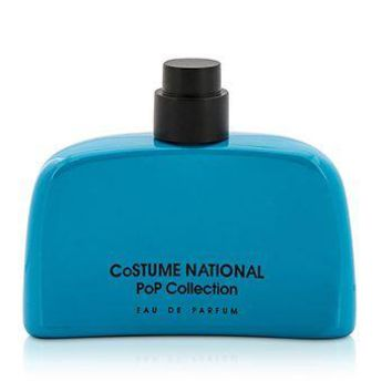 Costume National Pop Collection Eau De Parfum Spray - Light Blue Bottle (Unboxed) Ladies Fragrance