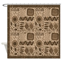EARTH RHYTHMS SHOWER CURTAIN