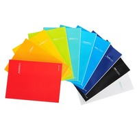 10 Pack Colorful Notebooks