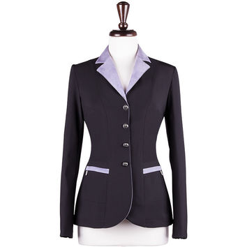 Sarm Hippique BLACK VERBANIA Show Coat