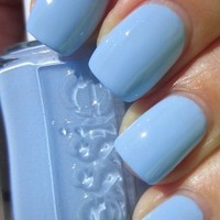Essie Nail Polish (E800-Bikini So Teeny) Summer Collections 2012 NEW HOT BLUE