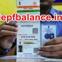 Check How to Link Aadhar Card with EPFO and UAN at www.epfindia.com