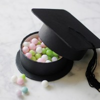 Sold Out Until Class of 2015 Graduation Hat Party Favor GIFT BOXES