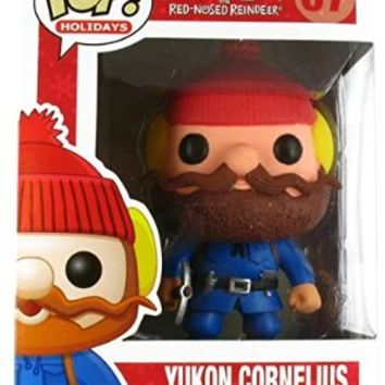 Funko POP Holiday: Yukon Cornelius Vinyl Figure