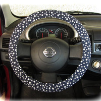 Steering-wheel-cover-for-wheel-car-accessories-Navy-Stars
