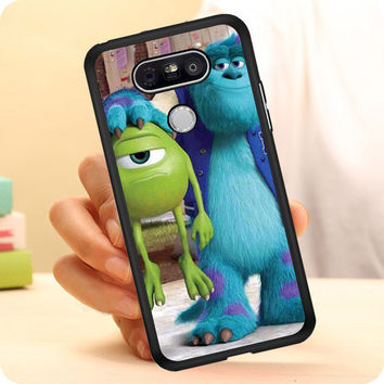 Monsters Inc sulley holding mike LG G5 Case Planetscase.com
