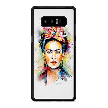 Frida Kahlo Samsung Galaxy Note 8 Case