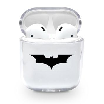 Dark Bat Hero Airpods Case