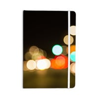"""Juan Paolo """"Little Tokyo"""" Multicolor Black Everything Notebook"""