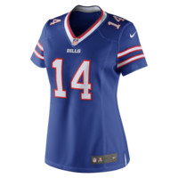 Nike NFL Buffalo Bills (Sammy Watkins) Women's Football Home Limited Jersey