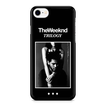 The Weeknd Trilogy iPhone 8 Case