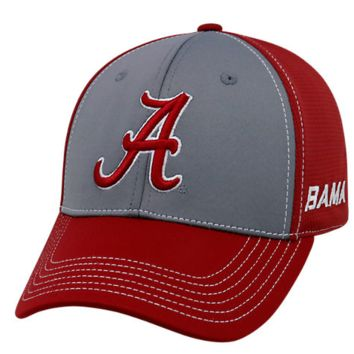 Top Of The World Alabama Crimson Tide Dynamic Flex Fit Hat