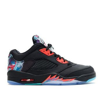 PEAPO2N Air Jordan 5 Low 'Chinese New Year'