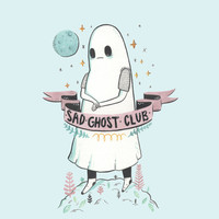 SAD GHOST CLUB // A3 High Quality Print